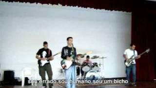 Banda Rockam-Bicho Humano (ao vivo)