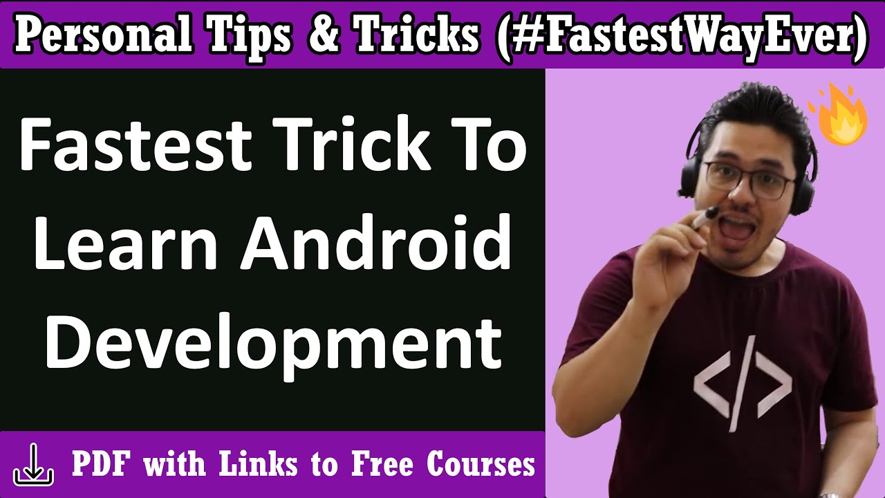 How to Become an Android Developer | Complete Roadmap