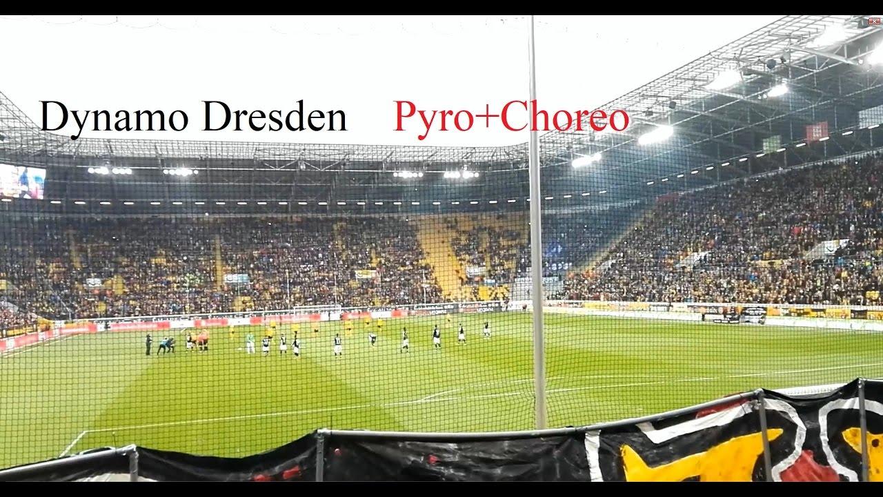 Dynamo Dresden Choreo
