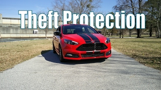 How The Alarm In The Focus ST Really Works
