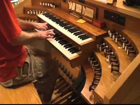 youtube canon in d pachelbel organ