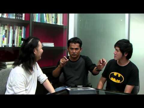 Animo Ep03 - เปิดใจกับผู้กำกับก้านกล้วย ช้างไทยทำไมสีฟ้า!!!!