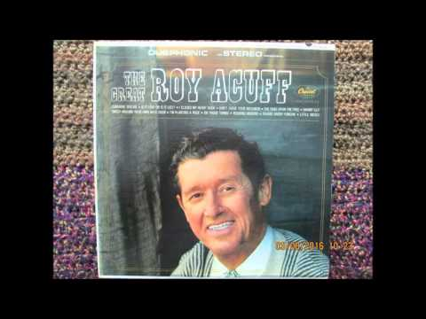 Roy Acuff ---  Don't Judge Your Neighbor