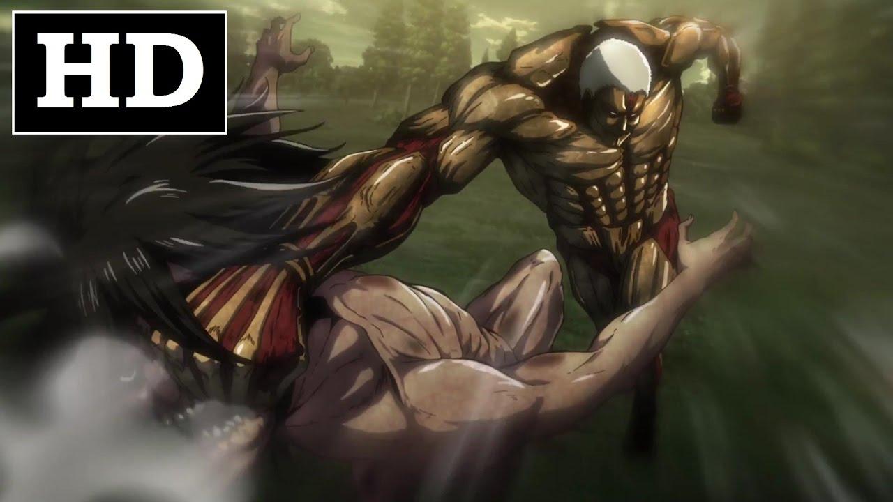 Attack On Titan Season 2 Ger Dub