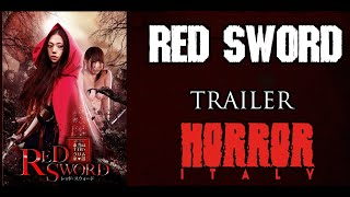 Red Sword  Trailer - Horror Italy -