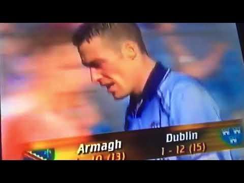 Armagh v Dublin 2002 Highlights