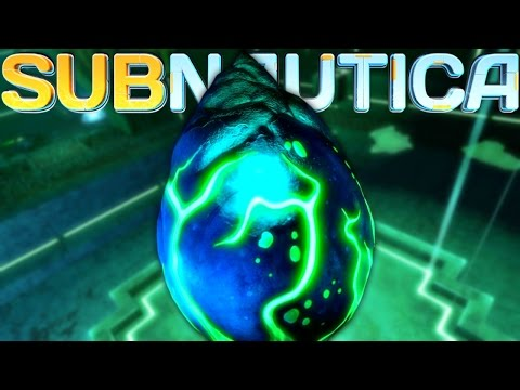 Subnautica - SEA DRAGON EGGS, MYSTERY OF THE DEAD SEA DRAGON DISCOVERED, NEW VOICE LINES - Gameplay