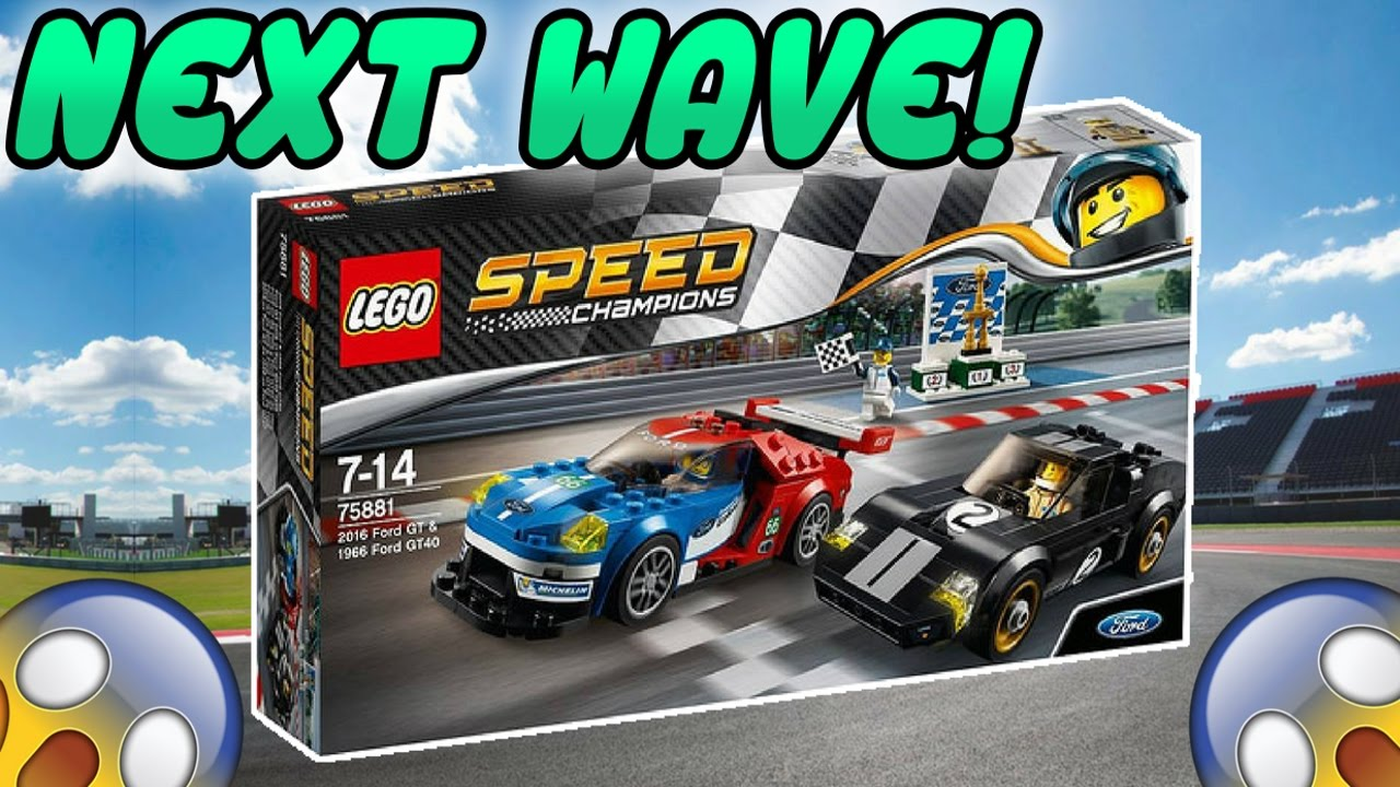 lego speed champions set pictures summer 2017 youtube. Black Bedroom Furniture Sets. Home Design Ideas
