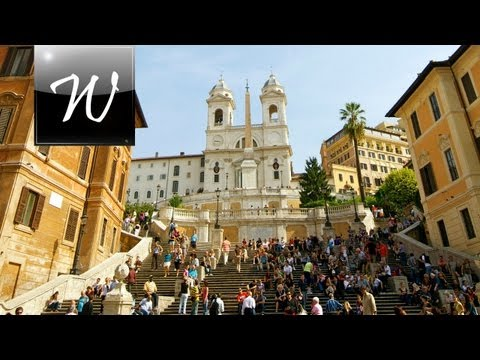 ◄ The Spanish Steps, Rome [HD] ►