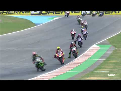 Plenty of action in a thrilling Tissot Superpole Race at San Juan!