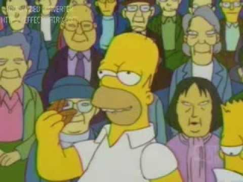 Homer Simpson mmm compilation
