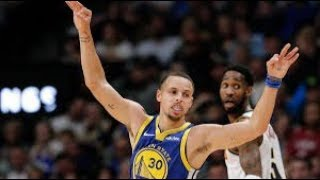 Golden State Warriors vs Denver Nuggets NBA Full Highlights (16th January 2019)