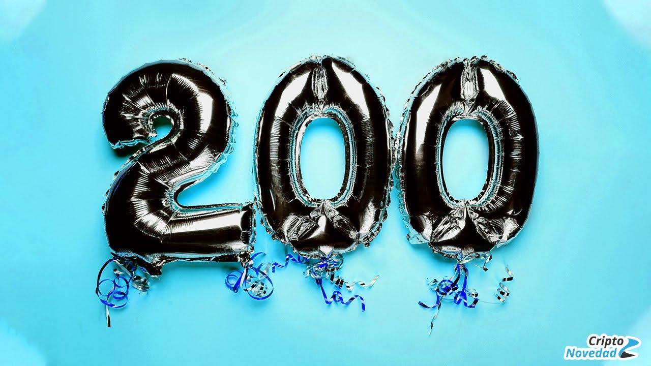 200 Videos!!! Y muchas novedades!!!