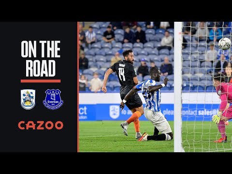 BLUES SAFE CUP PROGRESSION!     ON THE ROAD: HUDDERSFIELD TOWN V EVERTON