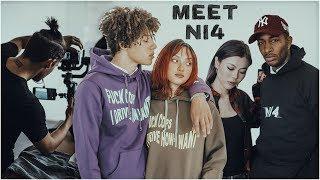 Meet NI4 - streetwear clothing brand from LA