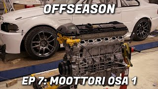 Things about building an engine 1/2: Offseason EP 7 - Protoparts Motorsport