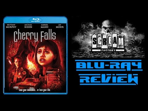 CHERRY FALLS 2000  Scream Factory Bluray