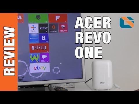 Acer Revo One RL85 Mini PC Review #Acer