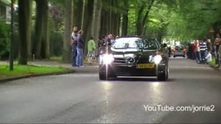 Mercedes SLR Mclaren sound!!