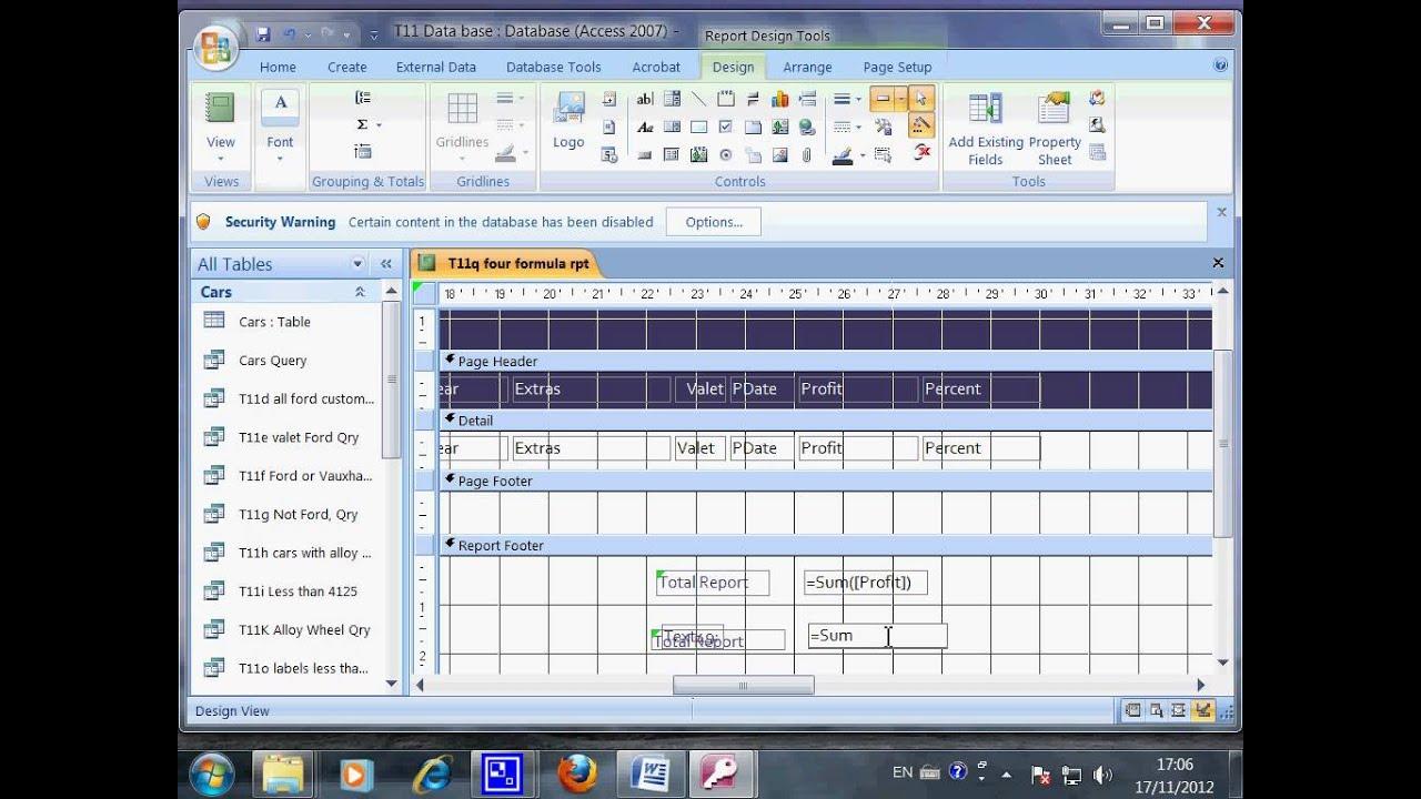 Sccm 2012 report builder 3.0 tutorial for excel