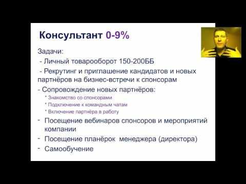 Функциональные обязанности Ключевых Бизнес партнеров