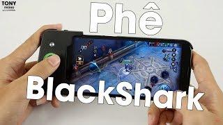 Cái điện thoại này chơi game PHÊ vãi nồi - Xiaomi BlackShark!