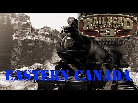 LP: Railroad Tycoon 3  Eastern Canada