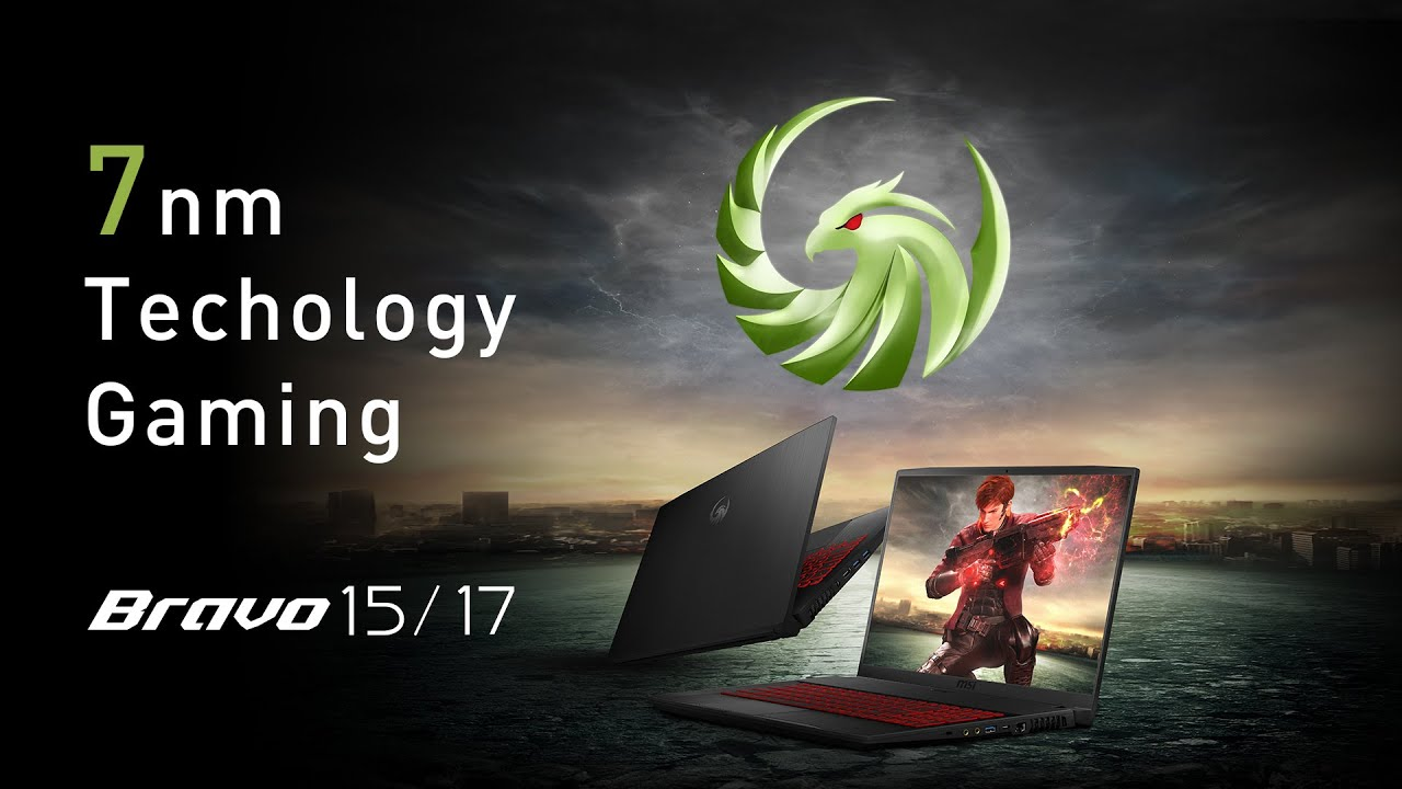 Bravo 15/17 – 7nm Technology Gaming Laptop | MSI