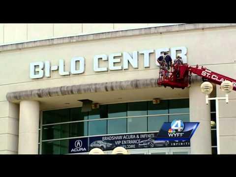 BI-LO Center becomes Bon Secours Wellness Arena