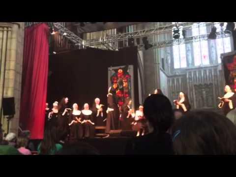 Raise your voice Sister Act Brighton Theatre Group BTG