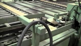Allegheny Mountain Hardwood Flooring Plant -- Production