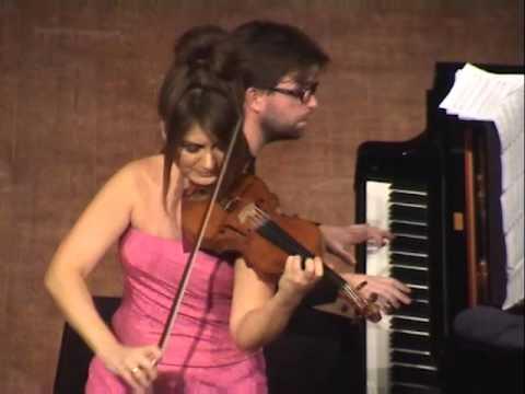 """Duo Polonais Katarzyna Duda et Marek Bracha  """"Fantasia de Carmen"""""""