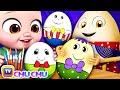 The Humpty Dumpty Game - ChuChu TV Baby Nursery Rhymes & Kids Songs