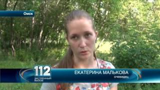 В Омске мать бросила ребенка умирать в парке