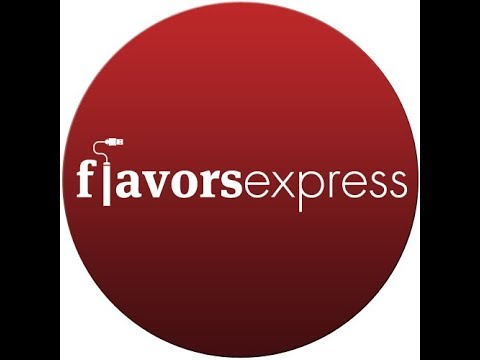 FlavorsExpress Lemon, Mango, Green Tea and Sweet Rice.