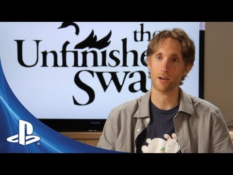 The Unfinished Swan Developer Diary - Production