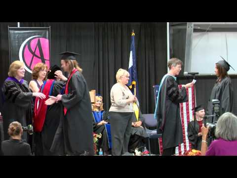 Commencement 2012 - Presentation of Diplomas - Community College of Aurora