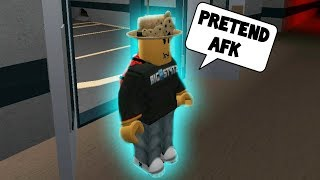 LOL! AFK CHALLENGE! (Roblox Flee The Facility)