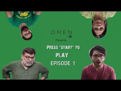 Press Start To Play EPISODE 1