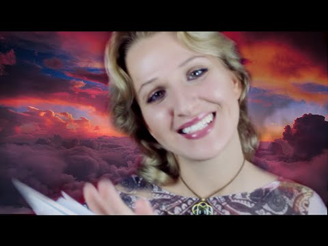 ❤ What Is Your LOVE STORY? Psychological Test For ASMR Relaxation   ASMR Binaural Roleplay