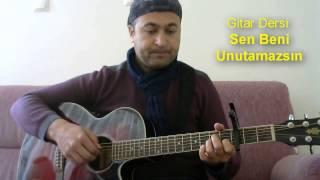 Gitar Dersi - Sen Beni Unutamazsın (Emre Aydın)