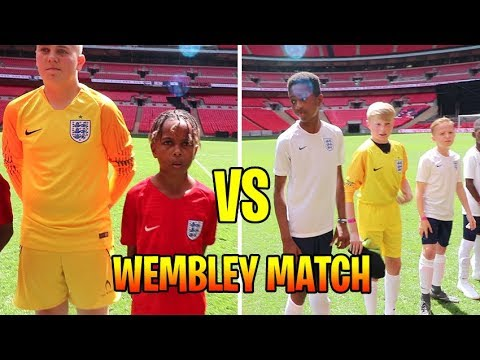 ENGLAND VS ENGLAND | Tekkerz kid vs Romello Wembley Match