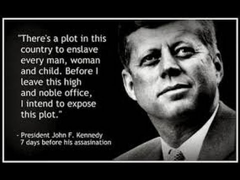 famous quote by John F Kennedy about the enslavement of the common man