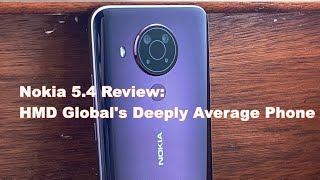Nokia 5 4 review: HMD Global's Deeply Average Android Phone