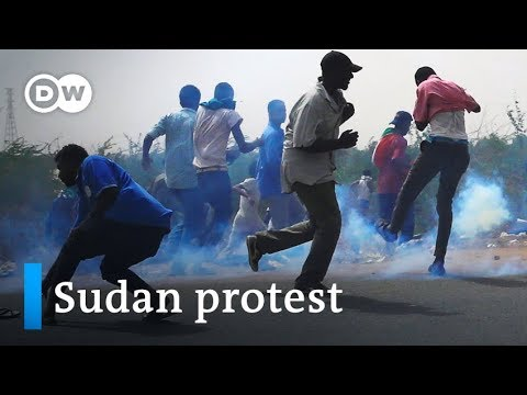 Sudan: Seven protesters dead and 200 injured | DW News