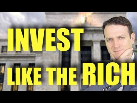 THE FED TELLS YOU TO INVEST LIKE THE RICH - STOCK MARKET LONG TERM NEWS