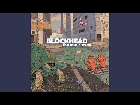 Blockhead The Prettiest Seaslug Artwork