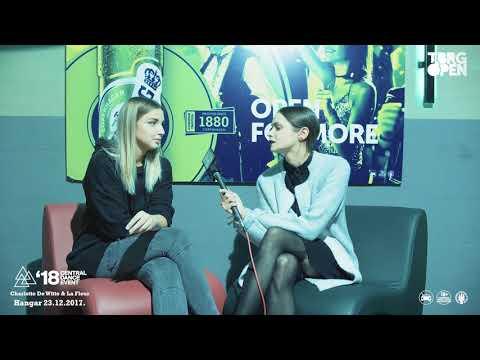 Tuborg Open intervju w/ Nevena Jeremić