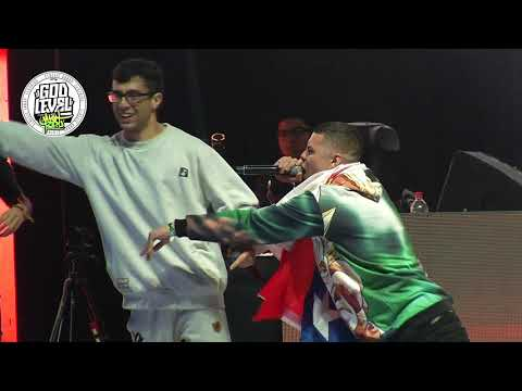 Chile Vs Perú  - Semifinal - God Level Fest Chile 2019