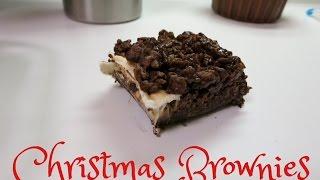 Christmas Brownies!